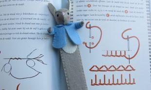 Boekenlegger muis