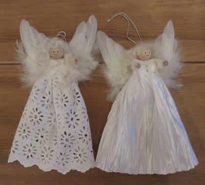 Engeltjes met kant