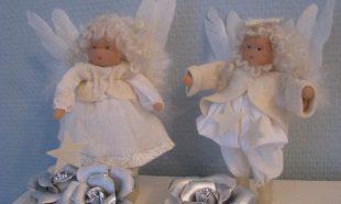 Twee engeltjes