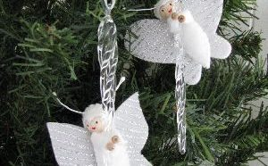 Kerst vlinders