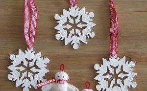 Mini sneeuwpopjes